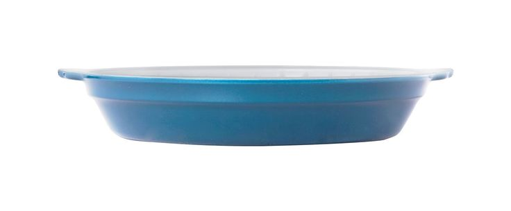 Creo SmartGlass Pie Pan, 9-Inch, Mediterranean Blue >> Find out more details @ : Baking pans