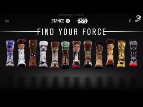 SHOP WITH THE FORCE