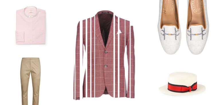 Men's Style Guide: The Kentucky Derby