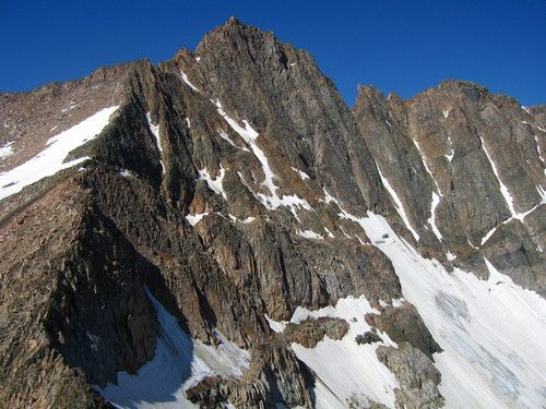 Summit 2020 ;))))  - Granite Peak (12,799 feet) - Beartooth Wilderness, Montana ..... After learning how to rock climb