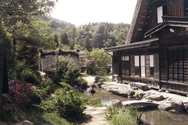 Leaving Behind Japan's Beaten Path | Shirakawago