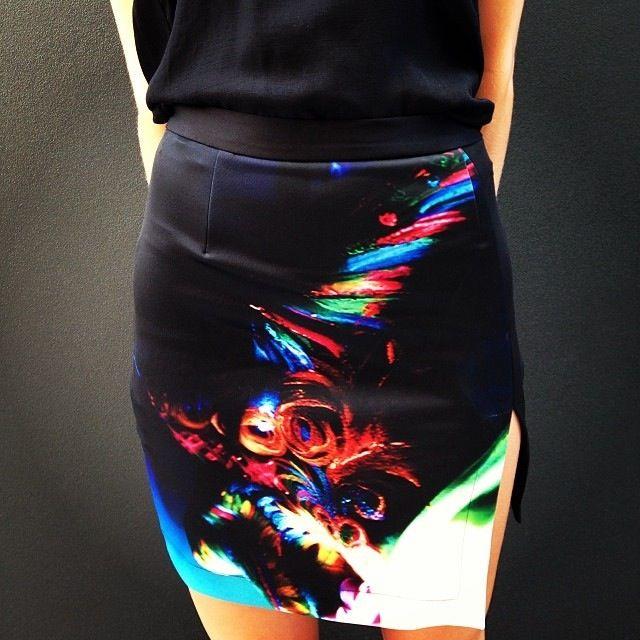 Tayla Alternative skirt  www.nuesociety.com