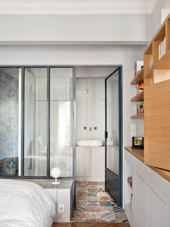 98 best Verrières du0027atelier images on Pinterest Room dividers - comment changer une porte