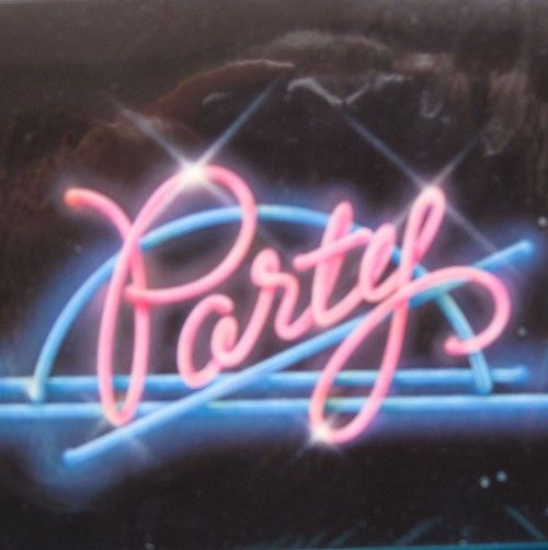 'PARTY' -NEON SIGN ๑෴MustBaSign෴๑