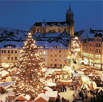 Christmas Market, Dresden, Germany... It would be do much fun to go to another country for Christmas!!