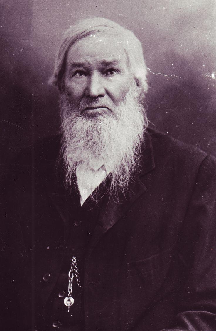 Voortrekker Christoffel Snyman. He trekked from Graaf-Reinett with Hendrik Potgieter, and later farmed near Lydenburg