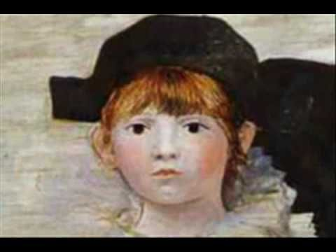 Excellent video for kids to watch and get a quick lesson in A. Picasso, B. Validity of different art styles, C. Self-portraits/portraits