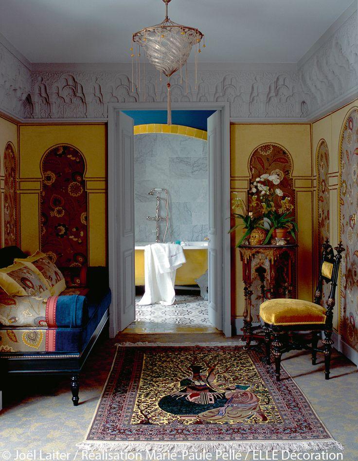 ... Orientale on Pinterest  Oriental, Chambre orientale and Lampe