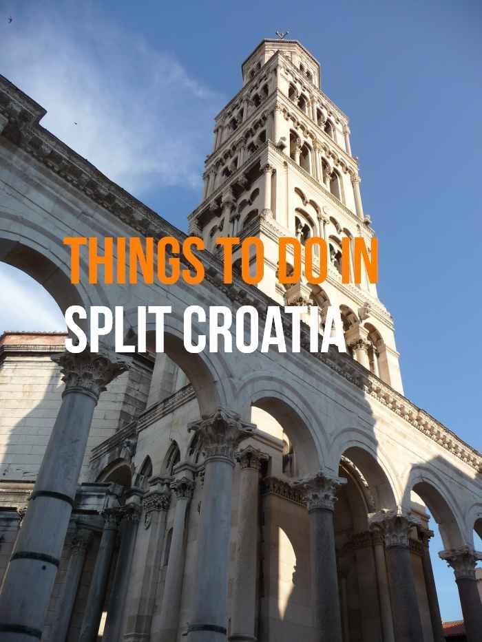 Visit Split Croatia What To See And Do Points Of Interest Where To Go On Your Holidays Worth Visiting The Diocletian P Croatia Beach Croatia Croatia Tours