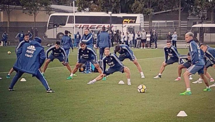 Jorge Sampaoli ya tiene el equipo para el amistoso entre la Argentina y Brasil: Será el debut del entrenador al frente de la albiceleste.…
