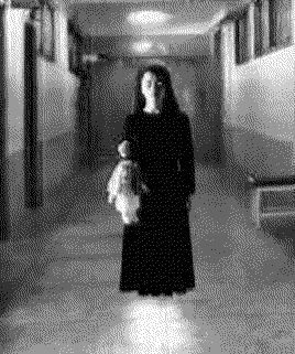 Philippine hospital, pediatric division 1966, shot in the corridor by a nurse studying environmental photography on her night shift.Scary, Little Girls, Ghosts Pictures, Ghosts Photographers, Creepy Macabre Horror, Abaya, Creepy Pictures, Ghosts Girls, Creepy Stuff