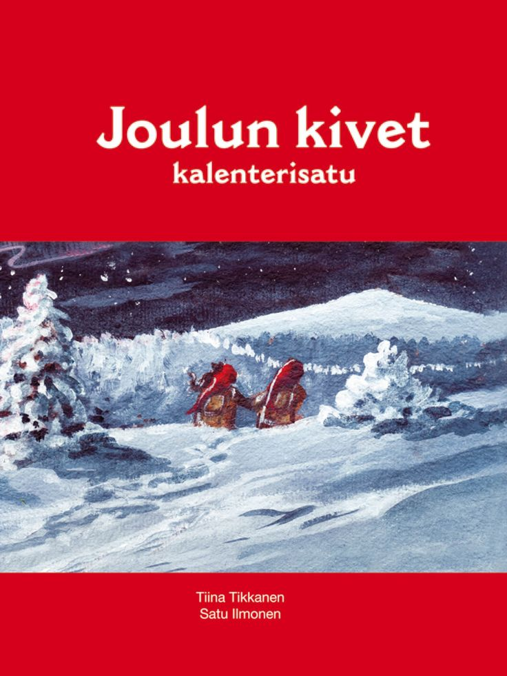Koska joulun taika ei saa kadota, kaksi rohkeaa tonttulasta päättää viedä Joulun kivet turvaan menninkäisiltä. Satu seuraa tonttuja läpi tuulen ja tuiskun. Kirjassa on 24 lukua: sen voi lukea lapsille luku kerrallaan tai kokonaisena tarinana. Tiina Tikkasen kalenterisadun upeasta kuvituksesta vastaa Satu Ilmonen. Joulun kivet on julkaistu omakustanteena 2012.