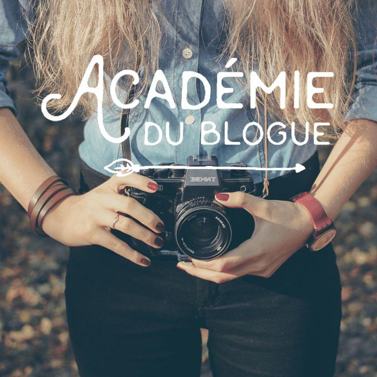 Académie du blogue - apprendre à bloguer - démarrage de blogue