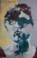 Self-portrait 1 by ImaginaryLea  Linnéa Ahlberg