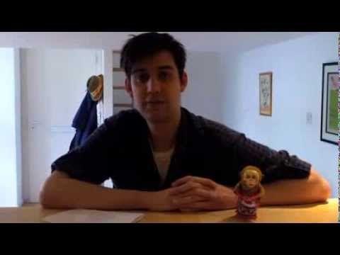 The Fitzroy - Kickstarter Test Video. The original test video for the Kickstarter campaign, for a film called The Bellhop!