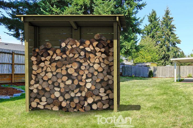 Abris bois | Tootan