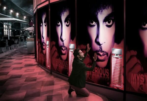 OMG!!! AM I DREAMING?!! OR IS THIS A NEW FRAGRANCE BY PRINCE?!?? FANGIRLING RIGHT NOW PEOPLE!!!!! Aaaahhhhhhh!!!!!!!