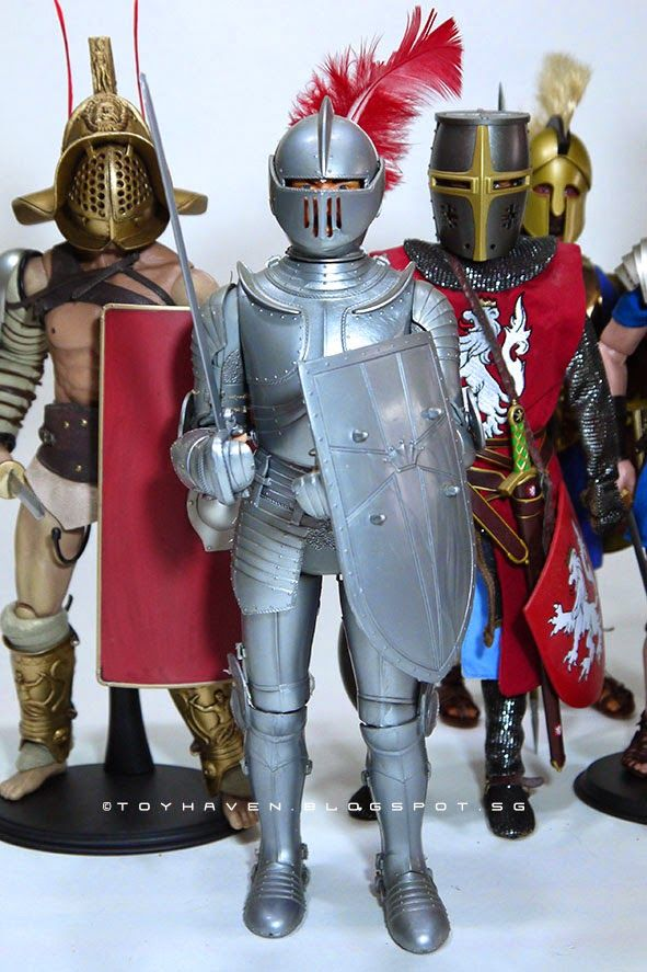Marx 6 Inch Figures | Marx Toys 1/6th scale Sir Stuart the ...