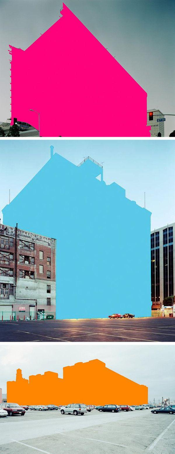 Como a edificação transforma a paisagem?                                                                                                                                                                                 M