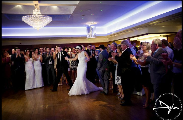 Wedding at Ballymascanlon