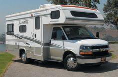 Compass Campers USA C22 Class C Motorhome usa rv rental