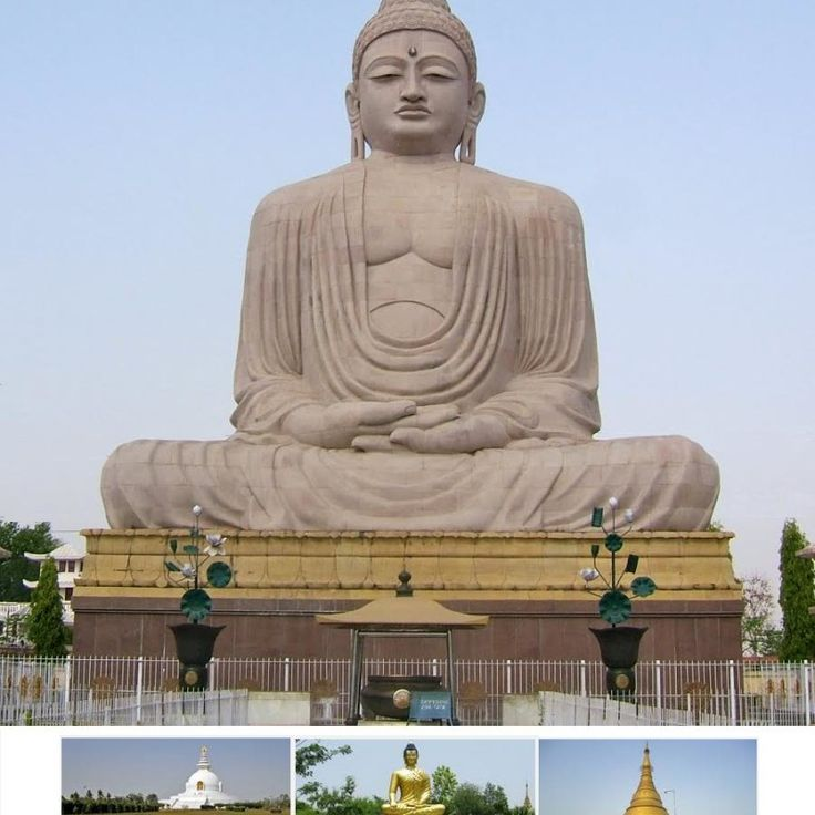Buddhist Pilgrimage Tour – Custom made, Private India Tours @ India Tourism Packages - http://allindiatourpackages.in/buddhist-pilgrimage-tour-14n15d/