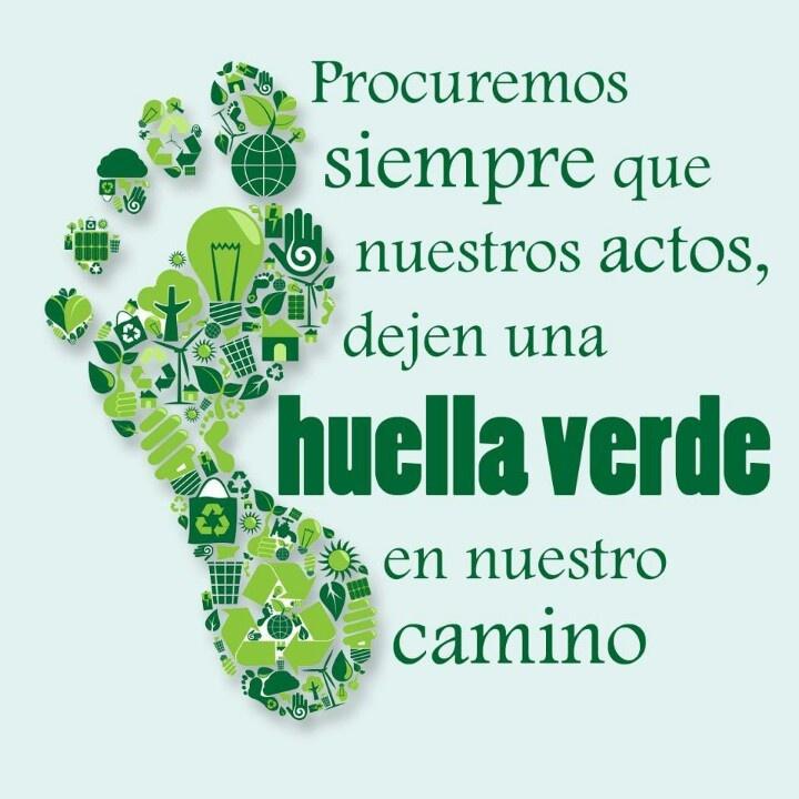 Se verde! @María Teresa Rincón A.