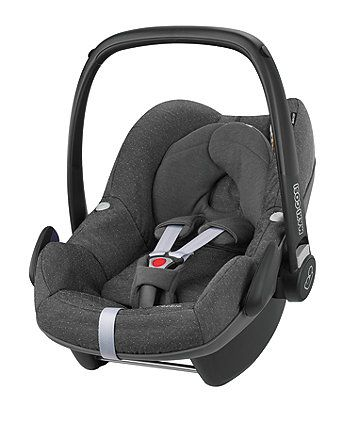 The Maxi-Cosi Pebble car seat is suitable for babies from birth to 13kg (29lbs) and is compatible with a range of pushchairs to form a travel system. It features side impact protection to keep your little one safe and can be used with a range of Maxi-Cosi bases to make it simple to install in your car. https://www.amazon.co.uk/Baby-Car-Mirror-Shatterproof-Installation/dp/B06XHG6SSY/ref=sr_1_2?ie=UTF8&qid=1499074433&sr=8-2&keywords=Kingseye