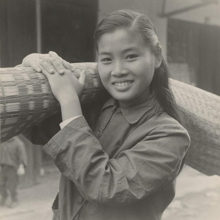 Ján Cifra - Vietnam - portréty. Lin