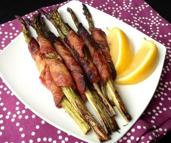 96 best paleo easter images on pinterest paleo kitchens and paleo paleo bacon wrapped asparagus from paleocupboard negle Gallery