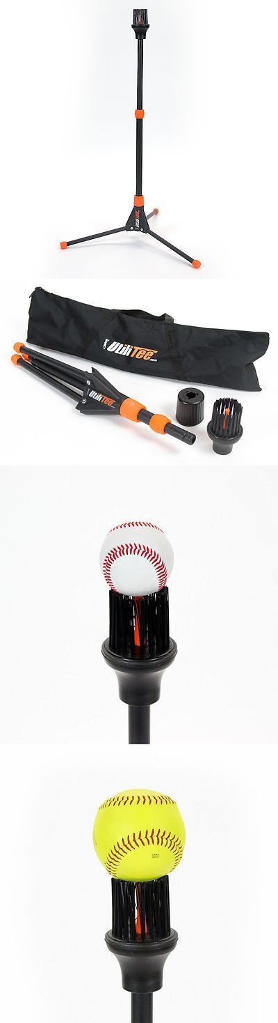 Batting Tees 108139: Baseball Batting Tee Tee Bownet Stand With Brush Top Utilitee Complete Bag -> BUY IT NOW ONLY: $99.99 on eBay!