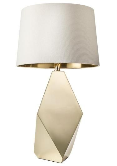 25 best ideas about gold lamps on pinterest white
