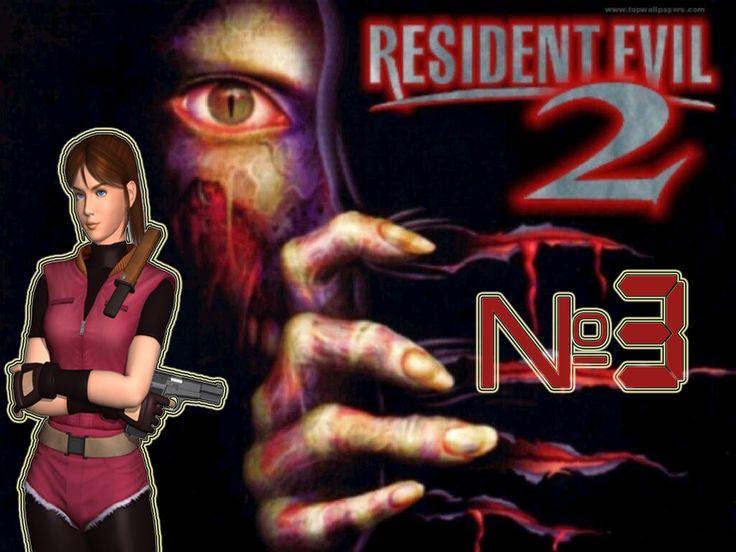 Resident Evil 2 прохождение Клэр А часть 3.