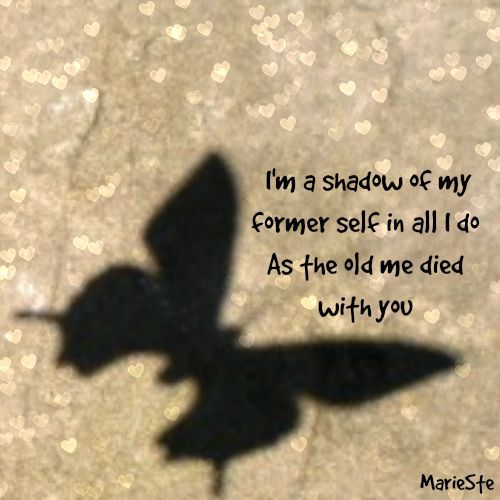 Yes I did... ♡ Always my Kayla, I miss you so ~ The Shadow Effect