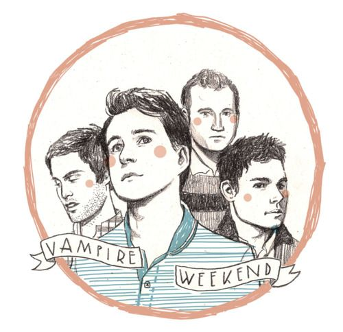 Vampire weekend <3 I really want their debut album