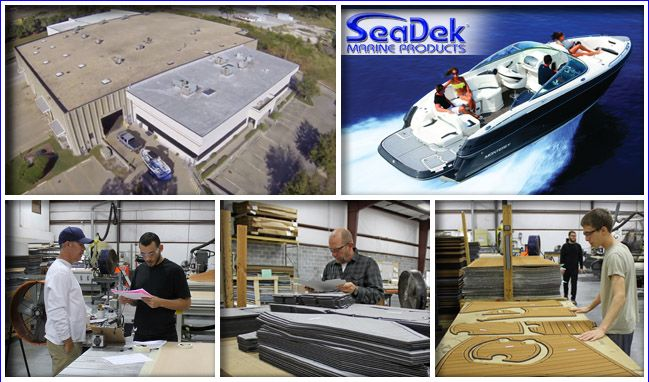 SeaDek Marine Products, a Rockledge, FL based manufacturer of specialized marine products, is proud to announce its recent ISO 9001 certification.
