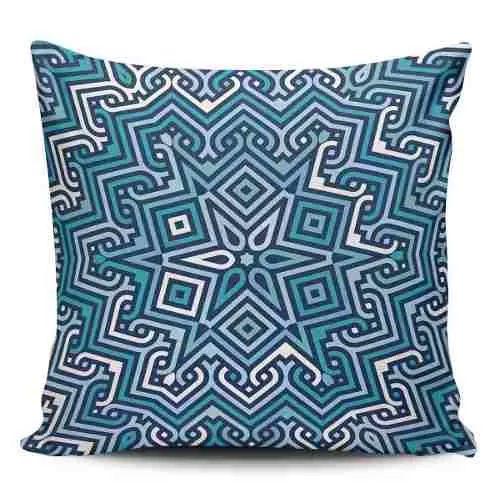 Cojin Decorativo Tayrona Store Mandala 122 - $ 44.900