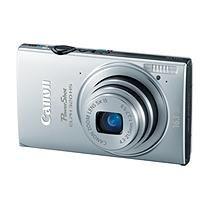 Canon ELPH 320 HS 16.1MP Digital Camera - Silver