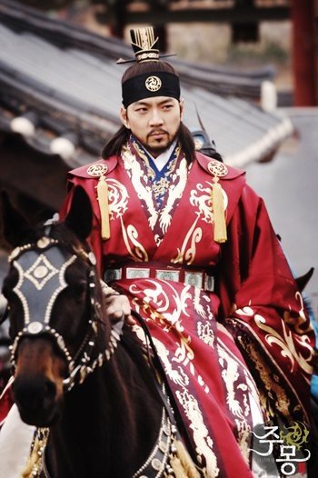 Song Il Gook in Jumong