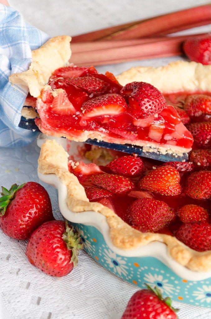 Easy rhubarb cream pie recipes