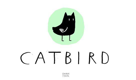 CATBIRD logo by Ohara.Hale