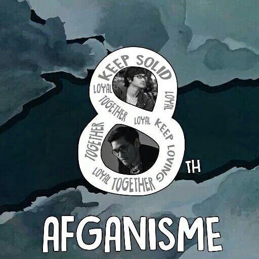 #latepost Alhamdulillah sudah 8th Afgan berkarir dan Afganisme terbentuk... Happy 8th Anniversary Afganisme! Sukses terus Bang afgan! We're proud of you Afgan!⭐ #25Januari2016 #8thAnniversary #Afganisme