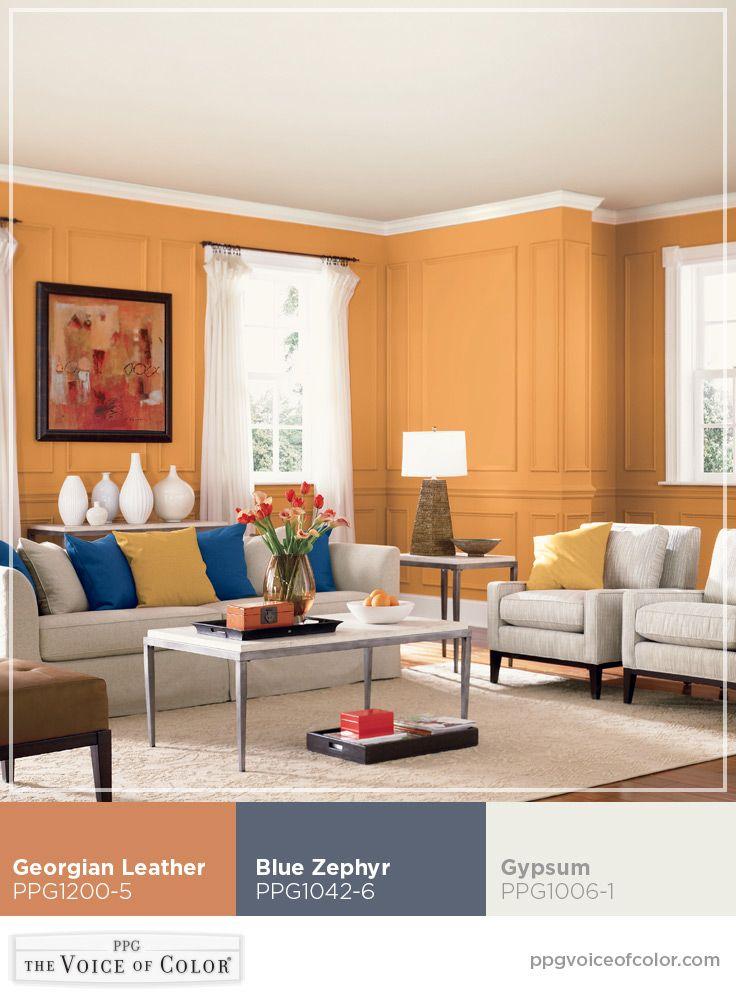 15 Best Images About Paint Colors For Living Rooms On Pinterest Bright Paint Colors Paint