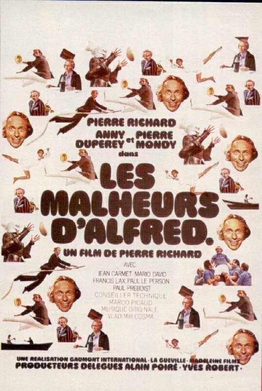 "(1972) Les malheurs d'Alfred - Pierre Richard DVDRip-Printwrite"""