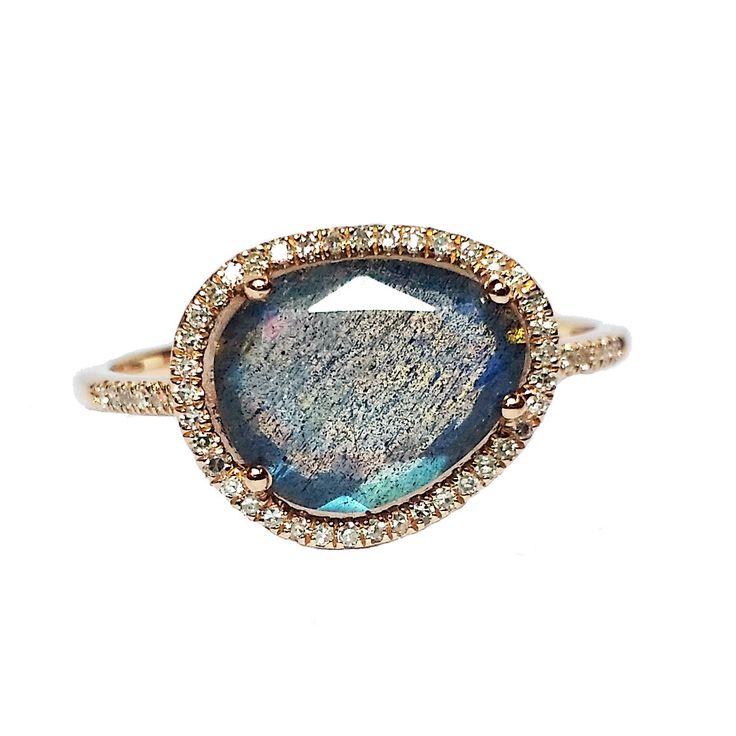 Labradorite Ring  Labradorite JewelryAntique RingsWedding RingsHippie  58 best Diamond Alternative Engagement Rings images on Pinterest  . Hippie Wedding Rings. Home Design Ideas