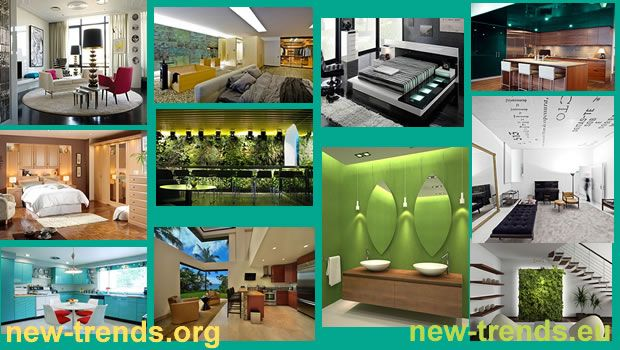 Interior design trends for home in 2013 - new-trends.org