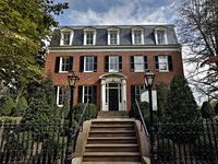 At $16.8M, Williams-Addison House Is Now D.C.'s Priciest! - Whale Watching - Curbed DC