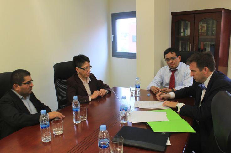 Austral Consulting, en la Cámara de Comercio de Perú