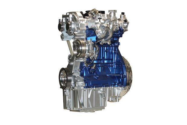 """1 Litrelik Motor Deyip te Geçme, 6. DEFA """"En İyi Motor"""" Seçildi. Ford 1.0 Ecoboost motor, 6. defa""""En İyi Motor"""" seçilmeyi başardı."""