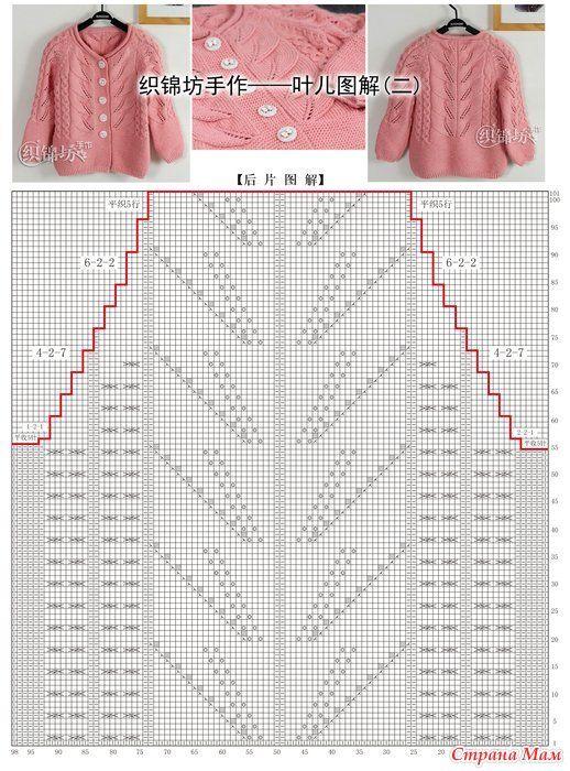 Два свитерочка для девочек.